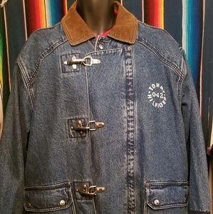 Vintage Tommy Hilfiger Jean Jacket